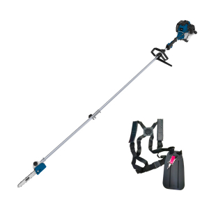 Petrol pole pruning machine 52 cm³ 2150 mm - Guide and chain Oregon HPS52-1 SWAP-europe.com