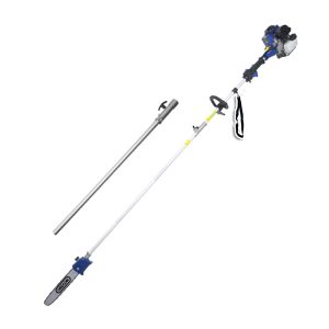Pole Saw Petrol 52 cm³ 30 cm - Guide and chain Oregon HPS52 SWAP-europe.com