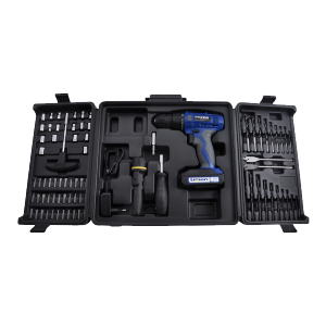 Cordless drill  18 V HPVD18L-50A SWAP-europe.com