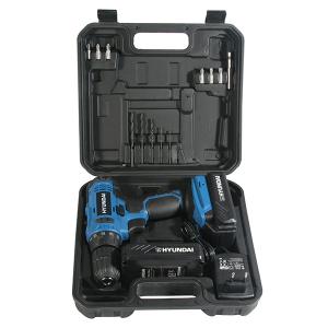 Cordless drill  18 V 28 Nm HPVD18L-B SWAP-europe.com