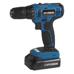 Cordless drill  20 V 35 Nm HPVD18L15-B SWAP-europe.com