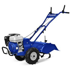 Petrol tiller 208 cm³ - 4-stroke engine 40 cm HRTF4020 SWAP-europe.com