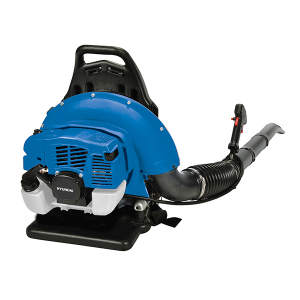 Petrol blower 54 cm³ - Cushion-reinforced dorsal harness 72 Km/h 1030 m³/h HSDT60 SWAP-europe.com