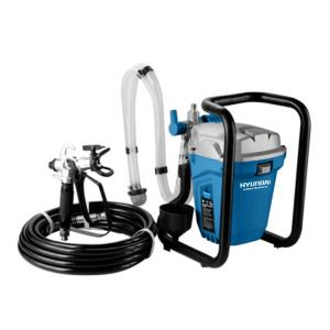 Airless paint sprayer 750 W 1100 ml/min HSP650 SWAP-europe.com