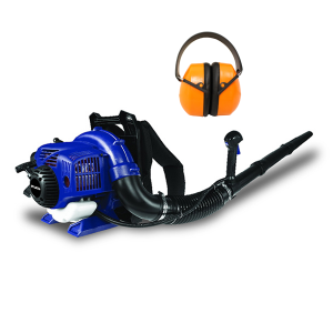 Petrol blower 26 cm³ - Cushion-reinforced dorsal harness 280 Km/h 8 m³/h HST26CAB SWAP-europe.com