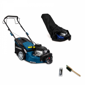 Petrol lawn mower 139 cm³ 40 cm - self-propelled  - Three wheeled HTD403T-AC SWAP-europe.com