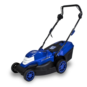 Electric lawn mower 1400 W 38 cm 40 L HTDE1400 SWAP-europe.com