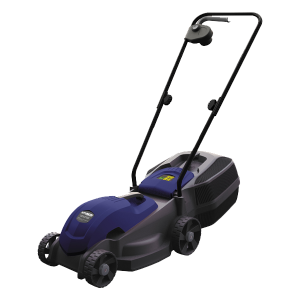Electric lawn mower 1400 W 38 cm HTDE1438 SWAP-europe.com