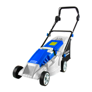 Lawn mower Electric 1400 W 38 cm - Induction motor HTDE1438SP SWAP-europe.com
