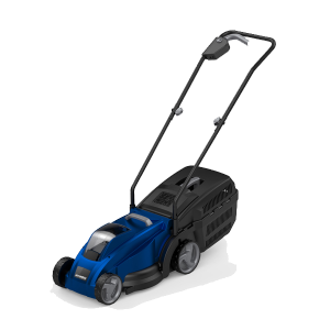 Lawn mower Electric 32 cm 30 L HTDE2532L SWAP-europe.com
