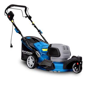 Electric lawn mower 1800 W 46 cm - self-propelled  - Three wheeled HTDE461RP SWAP-europe.com