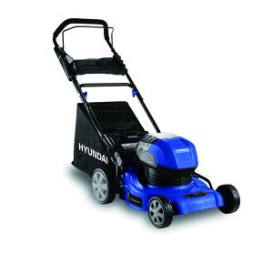 Cordless lawn mower 40 V 4 Ah 40 cm 50 L HTDEC40V-4A1B SWAP-europe.com