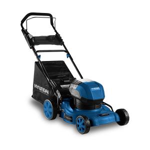 Cordless lawn mower 40 V 40 cm 50 L HTDEN40V-A SWAP-europe.com