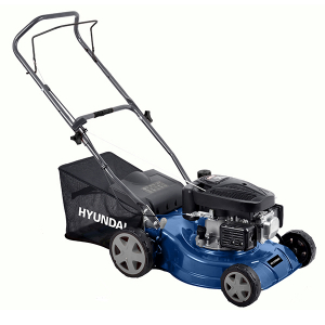 Petrol lawn mower 98 cm³ 40 cm - push  HTDT4001P SWAP-europe.com