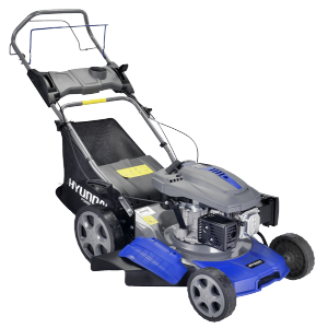 Petrol lawn mower 116 cm³ 42 cm - push  HTDT414F SWAP-europe.com