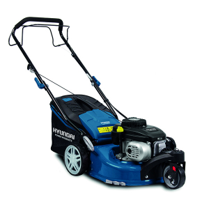 Petrol lawn mower 141 cm³ 42 cm 45 L - Three wheeled HTDT421RP SWAP-europe.com