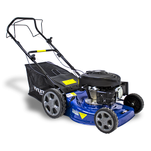 Petrol lawn mower 125 cm³ 46 cm - self-propelled  HTDT46BS300 SWAP-europe.com
