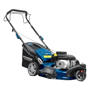 Petrol lawn mower 141 cm³ 46 cm - self-propelled  - Three wheeled HTDT461RP SWAP-europe.com