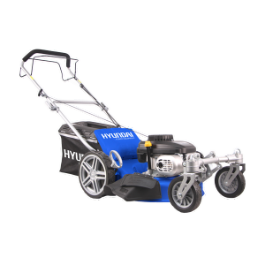 Petrol lawn mower 141 cm³ 46 cm - self-propelled  HTDT462RP SWAP-europe.com