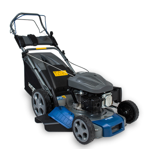 Petrol lawn mower 135 cm³ 46 cm - self-propelled  HTDT46354F SWAP-europe.com