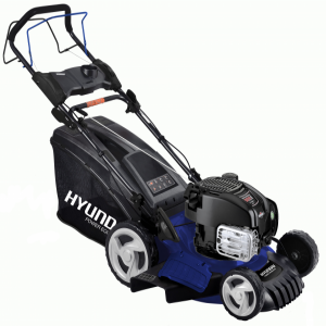 Petrol lawn mower 140 cm³ 48 cm - self-propelled  HTDT4840BS SWAP-europe.com
