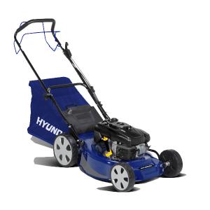Lawn mower Petrol 163 cm³ 49 cm 60 L - Mulching HTDT5063 SWAP-europe.com