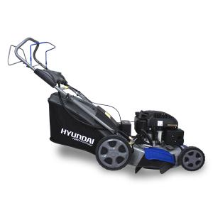Lawn mower Petrol 159 cm³ 50,2 cm 55 L - Mulching HTDT5070ES SWAP-europe.com