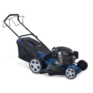 Petrol lawn mower 196 cm³ 50.2 cm - self-propelled  HTDT5096 SWAP-europe.com