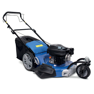 Tondeuse thermique 170.1 cm³ 51 cm - auto-tractée  - 3 roues HTDT511RP SWAP-europe.com