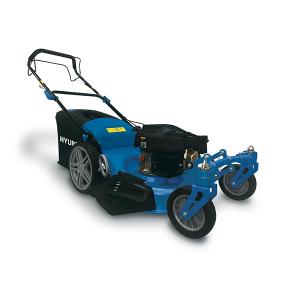 Petrol lawn mower 170 cm³ 51 cm - self-propelled  HTDT512RP SWAP-europe.com