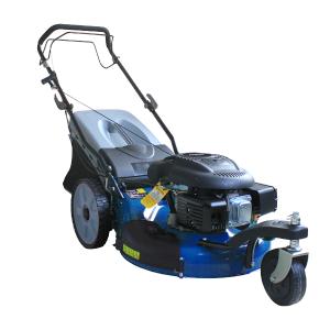 Petrol lawn mower 196 cm³ 50 cm HTDT513R SWAP-europe.com