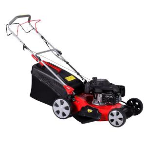 Petrol lawn mower 175 cm³ 48 cm HTDT5175SU SWAP-europe.com