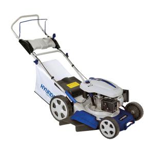 Petrol lawn mower 196 cm³ HTDT52204F SWAP-europe.com