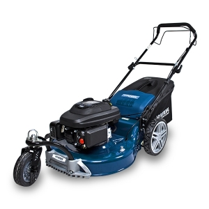 Petrol lawn mower 196 cm³ 56 cm - self-propelled  - Three wheeled HTDT561RP SWAP-europe.com