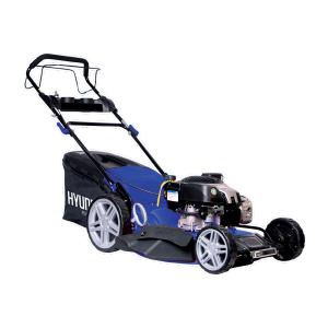 Petrol lawn mower 196 cm³ 56 cm HTDT56204F SWAP-europe.com