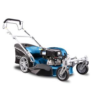 Petrol lawn mower 161 cm³ 56 cm - self-propelled  HTDT562BSRP SWAP-europe.com