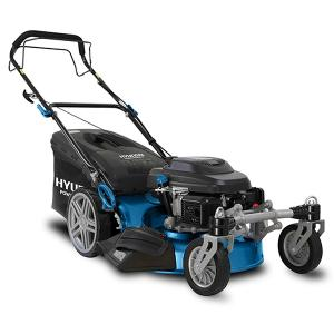 Petrol lawn mower 196 cm³ 56 cm - self-propelled  HTDT562ES-1 SWAP-europe.com