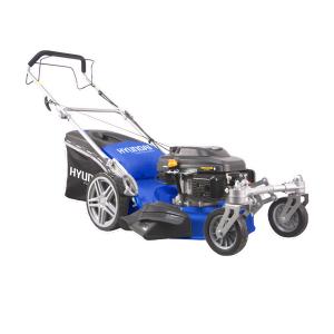 Petrol lawn mower 196 cm³ 56 cm HTDT562RP SWAP-europe.com