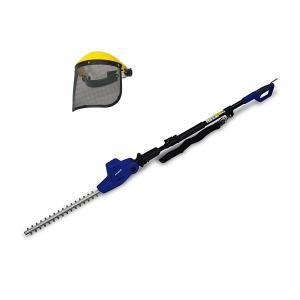 Electric long-reach hedge trimmer 420 W 41 cm 18 mm -30/90 ° HTH42EP-V SWAP-europe.com
