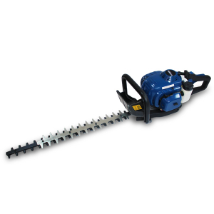 Petrol hedge trimmer 26 cm³ 52 cm 28 mm - 180° rotating rear handle HTHT26 SWAP-europe.com