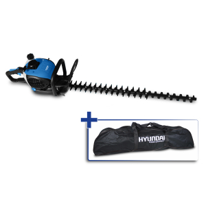 Petrol hedge trimmer 26 cm³ 56 cm 28 mm - 180° rotating rear handle HTHT30-A SWAP-europe.com