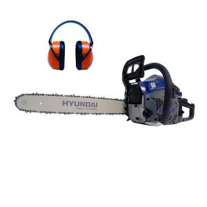 Petrol chainsaw 46 cm³ 45 cm HTRT47-CB SWAP-europe.com