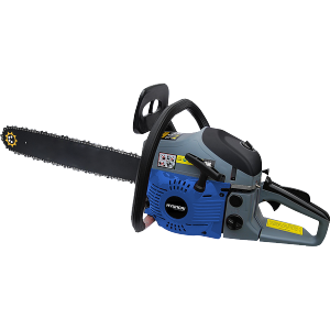Petrol chainsaw 53 cm³ 50 cm - Guide and chain Oregon 0.325 HTRT5450ORG SWAP-europe.com