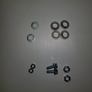Front wheel binding kit 17311086 Spare part SWAP-europe.com