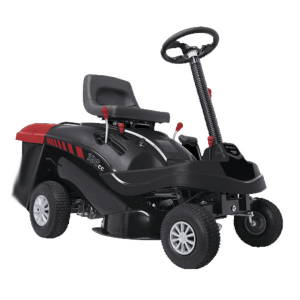 Petrol rider 196 cm³ 6.5 hp 61 cm 150 L MR196-61 SWAP-europe.com