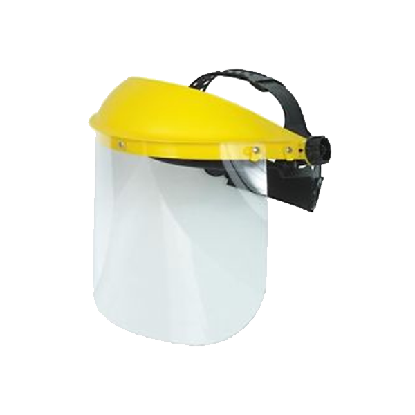 Professional visor with bi-material lift screen 17263008 Spare part SWAP-europe.com