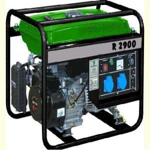 Open frame petrol generator R2900 SWAP-europe.com