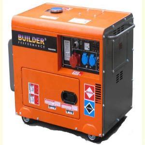 Diesel generator R5000DSS SWAP-europe.com