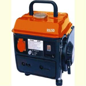 Portable petrol generator R650 SWAP-europe.com