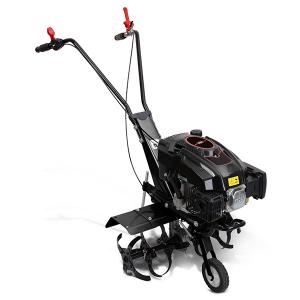 Petrol tiller 139 cm³ - 4-stroke engine - Cutters 6 59 cm RAC139PTIL6C-B SWAP-europe.com